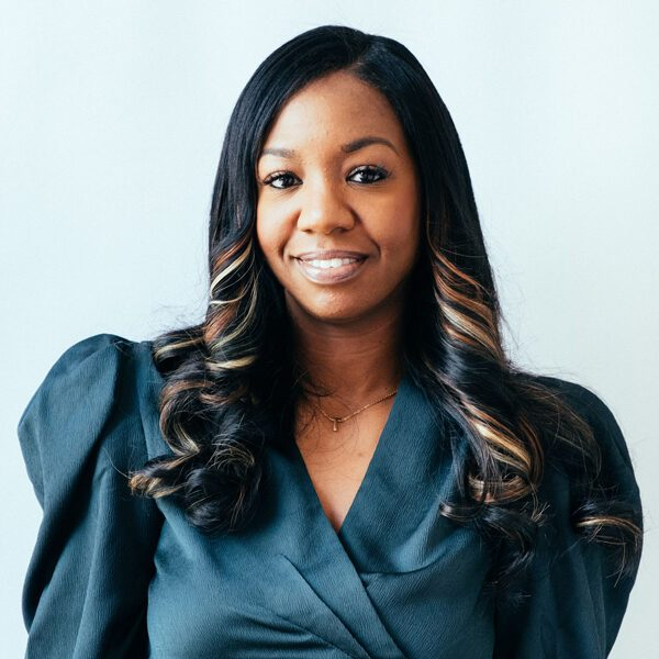 Image of Teanika Chamberlain, a Manhattan based psychotherapist specializing in anxiety, depression, and racial identity issues.