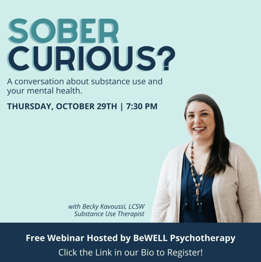 Conversation about substance abuse free webinar