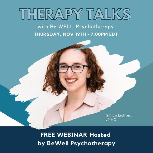 Promo image for free webinar on Become Who you want to be.
