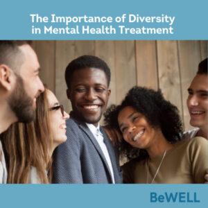 diversity in mental health treatment blog