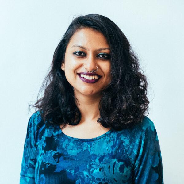 Image of NYC Psychotherapist, Sanchana Krishnan.