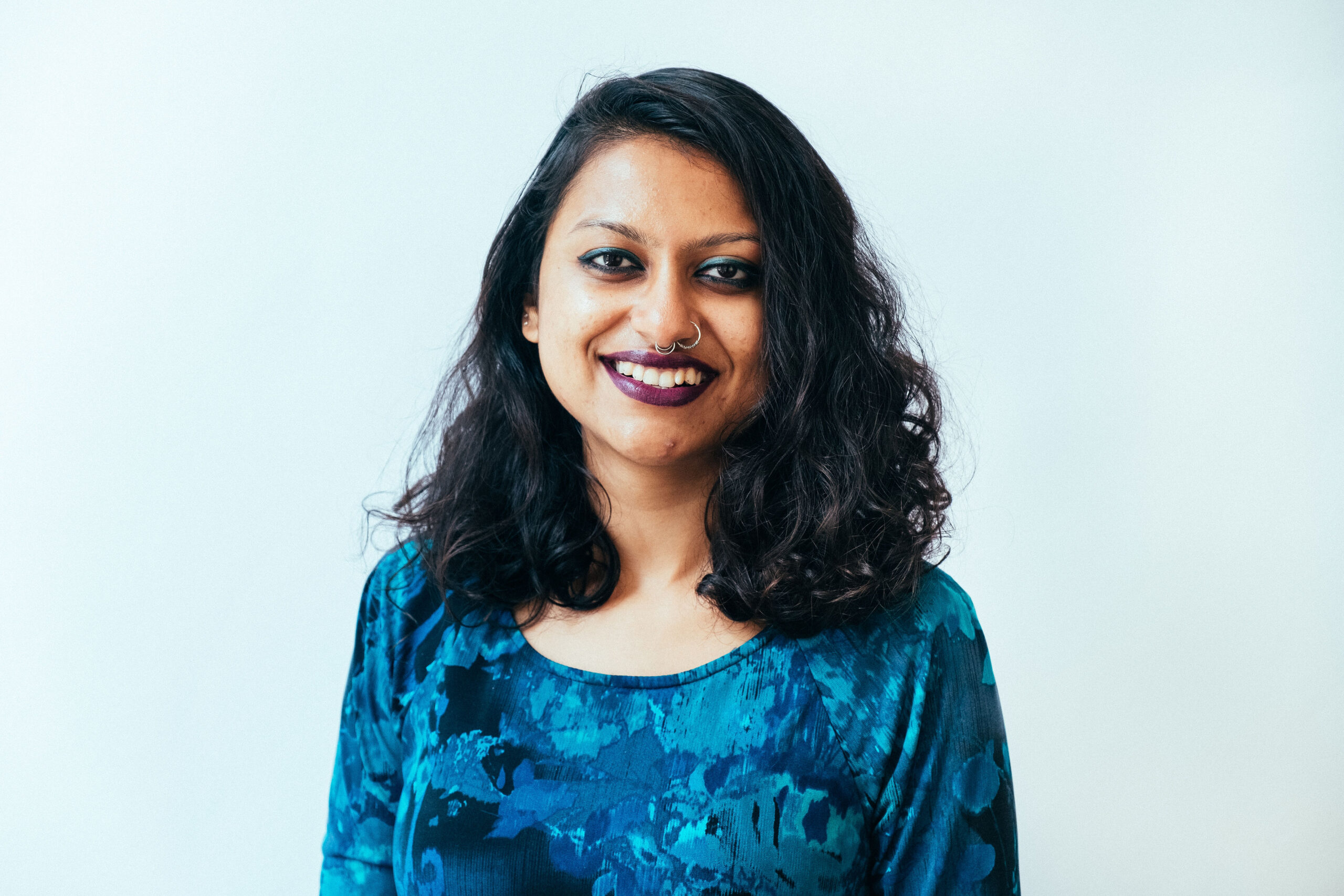 Image of NYC Psychotherapist, Sanchana Krishnan. }}